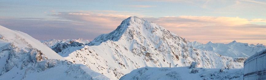 Berg Sölden - Front