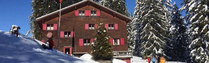 Skihäuser - /skihaeuser